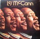LES MCCANN Music Lets Me Be album cover