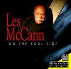 LES MCCANN On the Soul Side album cover