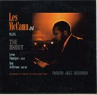 LES MCCANN The Shout (aka Plays the Shout aka Unlimited In Person) album cover