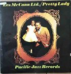 LES MCCANN Pretty Lady (aka Django) album cover