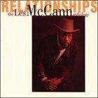 LES MCCANN Relationships: The Les McCann Anthology album cover