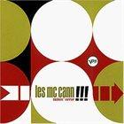 LES MCCANN Talkin' Verve!!! album cover