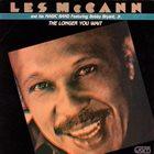 LES MCCANN Les McCann And His Magic Band : The Longer You Wait album cover