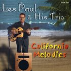 LES PAUL California Melodies album cover
