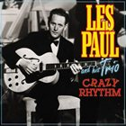 LES PAUL Crazy Rhythm album cover