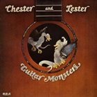 LES PAUL Guitar Monsters (with Chet Atkins) album cover