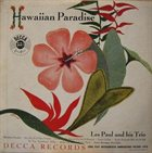 LES PAUL Hawaiian Paradise album cover