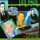 LES PAUL Les Paul Trio album cover
