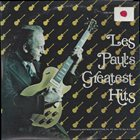 LES PAUL Les Paul's Greatest Hits album cover