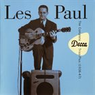 LES PAUL The Complete Decca Trios - Plus (1936-47) album cover