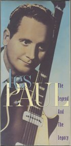 LES PAUL The Legend and the Legacy album cover