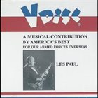 LES PAUL V-Disc Recordings album cover