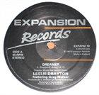 LESLIE DRAYTON Dreamer album cover