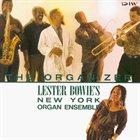 LESTER BOWIE The Organizer album cover