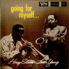 LESTER YOUNG Going for Myself album cover