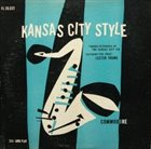 LESTER YOUNG Kansas City Style album cover