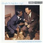 LESTER YOUNG Laughin' To Keep From Cryin' album cover