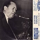 LESTER YOUNG Lester Young and His Kansas City Six album cover
