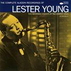 LESTER YOUNG The Complete Aladdin Recordings album cover