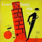LESTER YOUNG The Lester Young Trio Volume 2 album cover