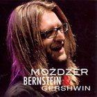 LESZEK MOŻDŻER Bernstein & Gershwin album cover