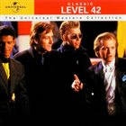 LEVEL 42 Classic Level 42 album cover