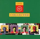 LEVEL 42 Collected album cover