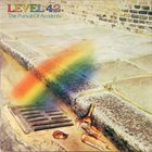 LEVEL 42 The Pursuit Of Accidents album cover