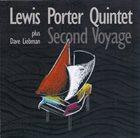 LEWIS PORTER Second Voyage album cover