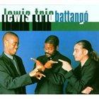 LEWIS TRIO Battango album cover