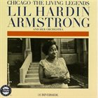 LIL ARMSTRONG Chicago: The Living Legends album cover