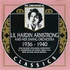 LIL ARMSTRONG Lil Hardin Armstrong And Her Swing Orchestra:1936-1940 album cover