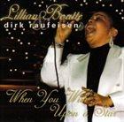 LILLIAN BOUTTÉ Lillian Boutté & Dirk Raufeisen : When You Wish Upon A Star album cover