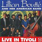 LILLIAN BOUTTÉ Live in Tivoli 1992 album cover