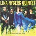 LINA NYBERG When the Smile Shines Through album cover