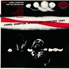 LIONEL HAMPTON Apollo Hall Concert 1954 (aka Live! aka Flying Home) album cover