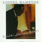 LIONEL HAMPTON Basin' Street Blues album cover