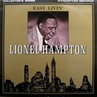 LIONEL HAMPTON Easy Livin' album cover