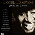 LIONEL HAMPTON For The Love Of Music album cover