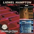LIONEL HAMPTON Golden Vibes / Silver Vibes album cover