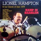 LIONEL HAMPTON Hamp in Haarlem album cover