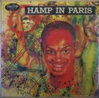 LIONEL HAMPTON Hamp In Paris album cover