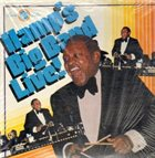 LIONEL HAMPTON Hamp's Big Band - Live! album cover