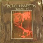 LIONEL HAMPTON In Concert album cover