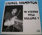 LIONEL HAMPTON In Vienna 1954, Volume 1 album cover