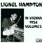 LIONEL HAMPTON In Vienna 1954, Volume 2 album cover