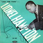 LIONEL HAMPTON Lionel Hampton (Vogue LD 167) album cover