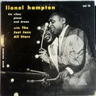 LIONEL HAMPTON Lionel Hampton With The Just Jazz All Stars (aka His Vibes Piano And Drums aka Just Jazz) album cover