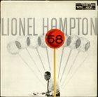 LIONEL HAMPTON Lionel Hampton '58 album cover