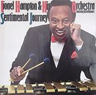 LIONEL HAMPTON Lionel Hampton & His Orchestra Featuring Sylvia Bennett ‎: Sentimental Journey album cover